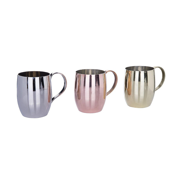 Copperland Curved Cocktail Mug
