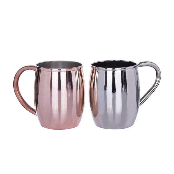 Copperland Curved Moscow Mule Mug