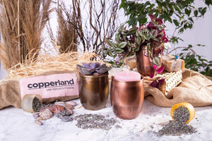 Copperland Mini Oval Kap