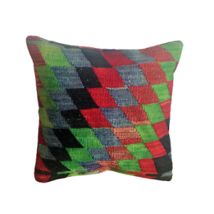 Vintage Kilim Pillow Cover no. 8