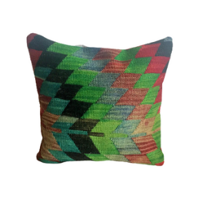 Vintage Kilim Pillow Cover no. 9