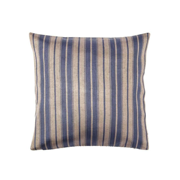 Kutnu Silk Pillow - Striped No 5 - Yastk