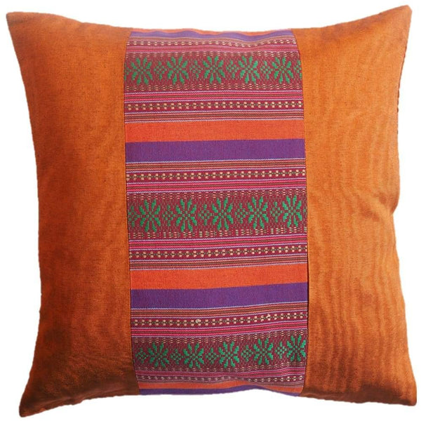 Kutnu Silk Pillow with Authentic Touch no.6 - Yastk
