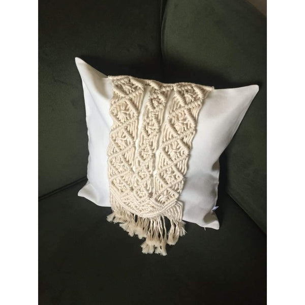 Macrame Pillow no2 - Yastk