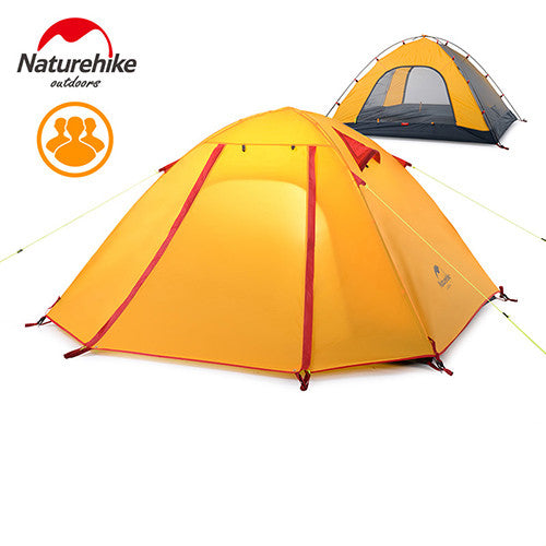 NatureHike 3-4 Person Tent