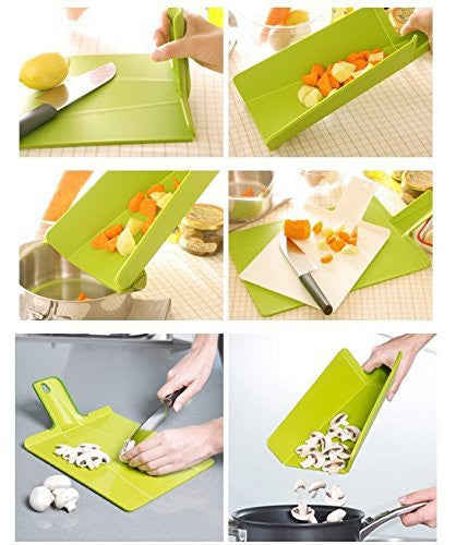 Portable Foldable Cutting Board!