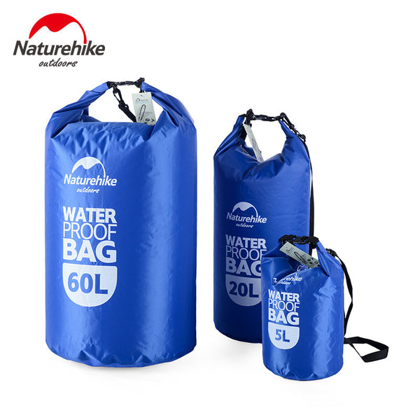 5L 20L 60L Waterproof Bags!