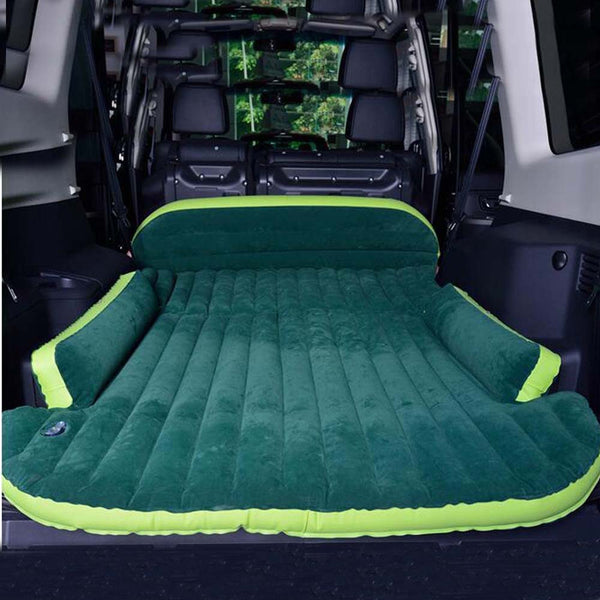 SUV Inflatable Mattress With Air Pump!