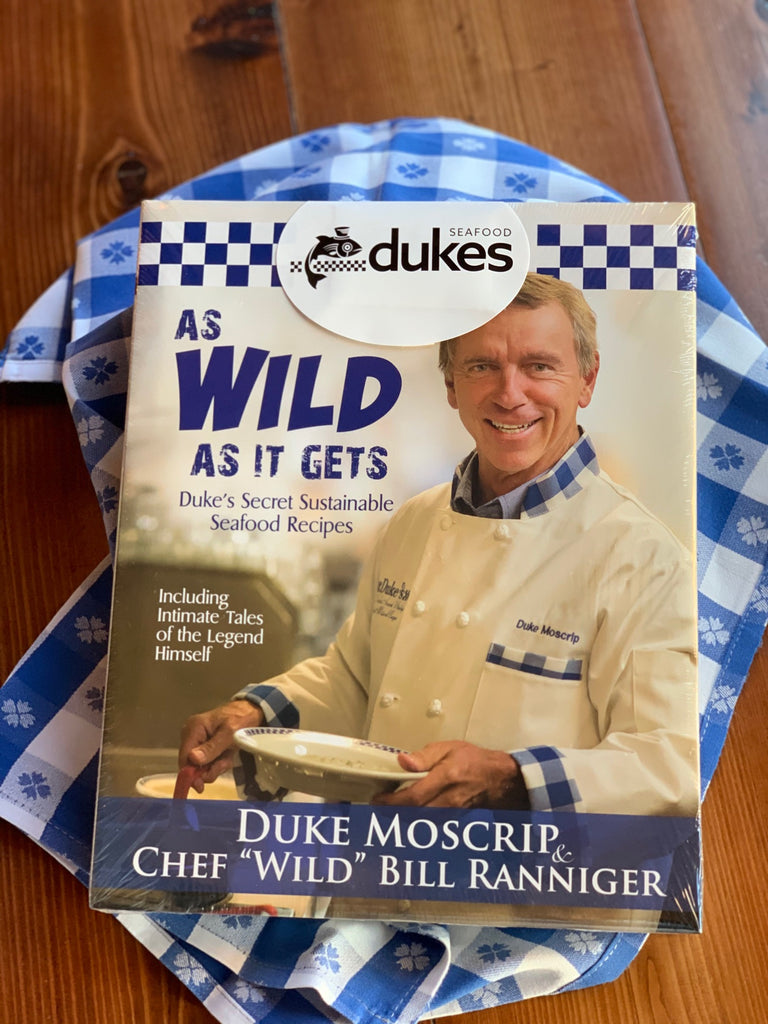 """As Wild As It Gets"" Cookbook"