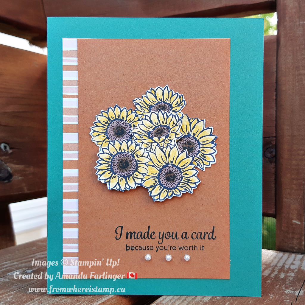 Stamp & Create Team Spotlight - Amanda Farlinger