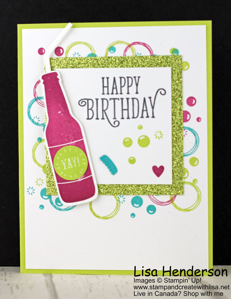 Global Stamping Friends Blog Hop - That Little Bit Extra