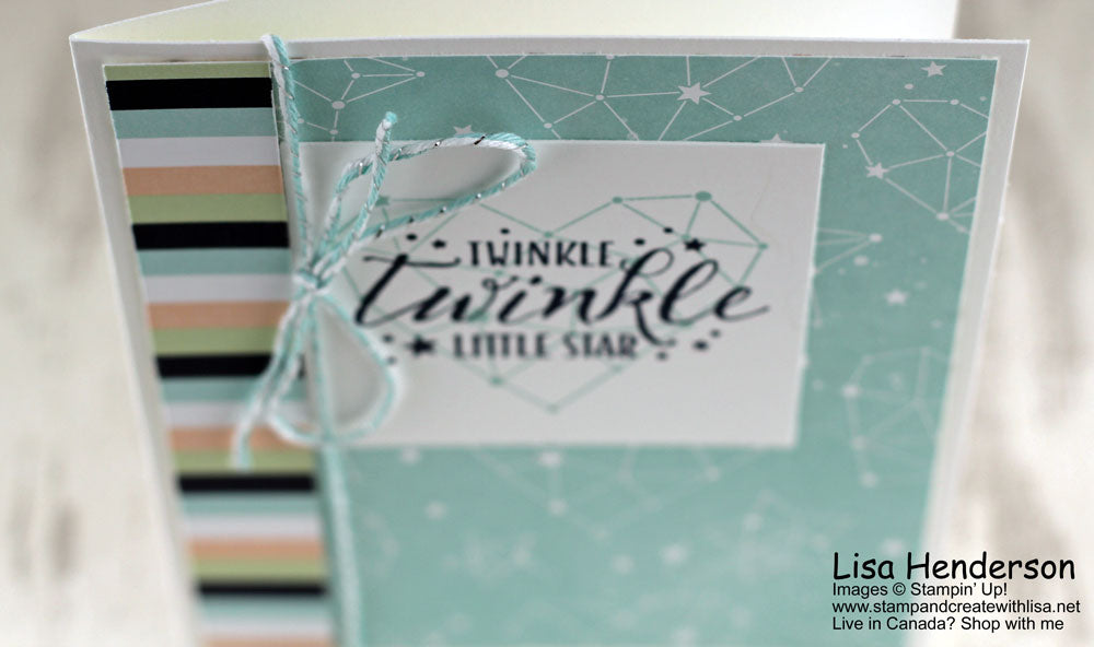 Make It Monday - Little Twinkle Suite