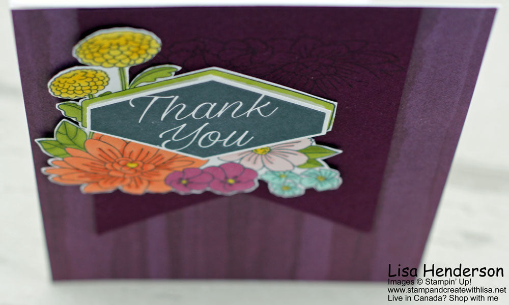 Thank you - CASE the Catalog with Accented Blooms!