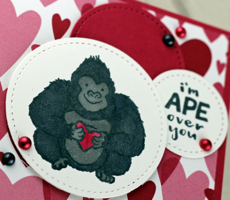 I'm Ape Over You