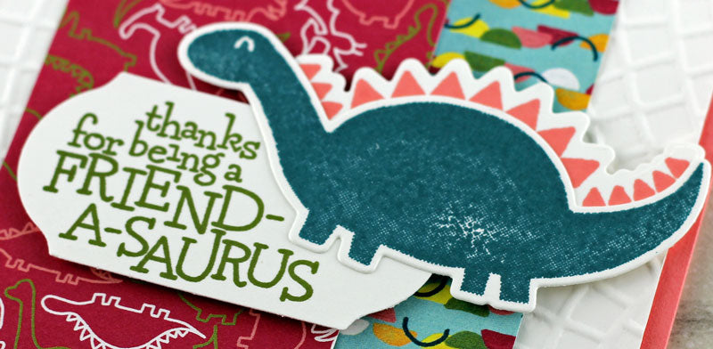 Friend-a-Saurus