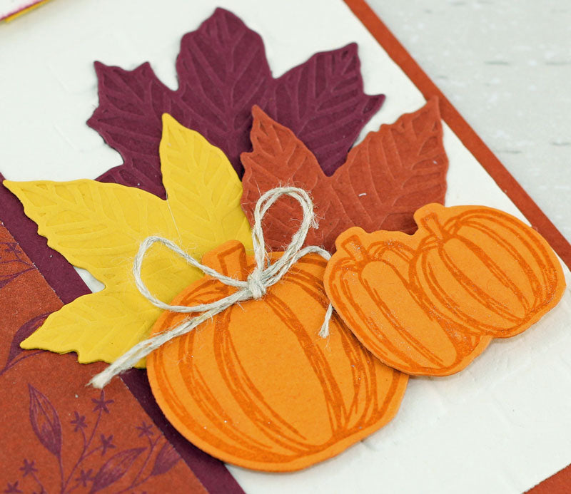 Fall Birthday - from Joanne McTavish