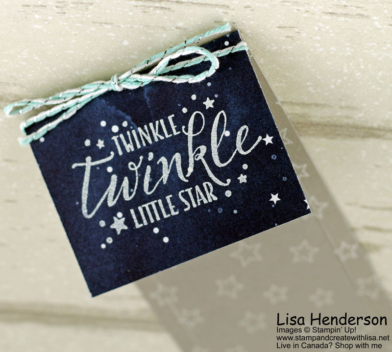 Little Twinkle Party Favour