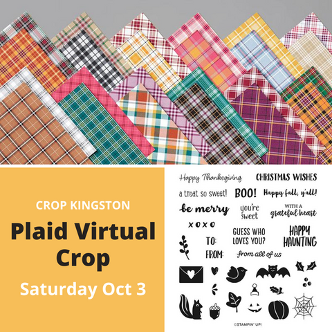 Plaid Virtual Crop Access Pass and .PDF option