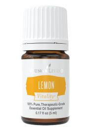 Lemon Vitality 5ml