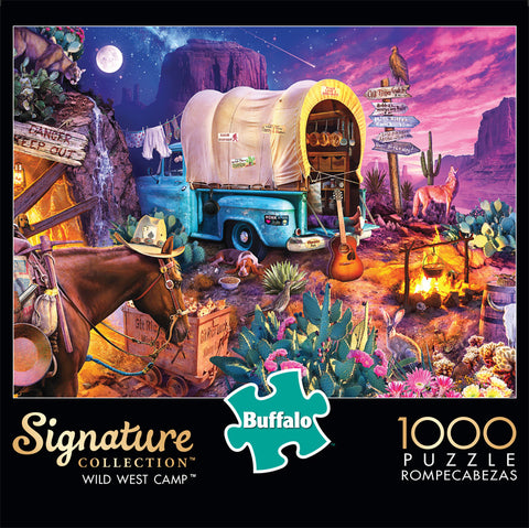 Signature Collection Wild West Camp