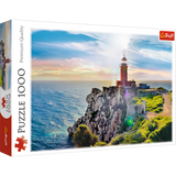 The Melagavi lighthouse - Puzzlers Jordan