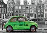 CAR IN AMSTERDAM