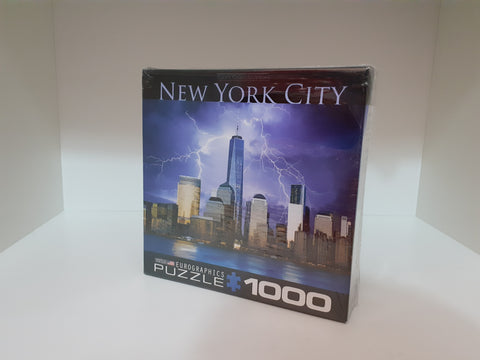 New york city 🚩 - Puzzlers Jordan