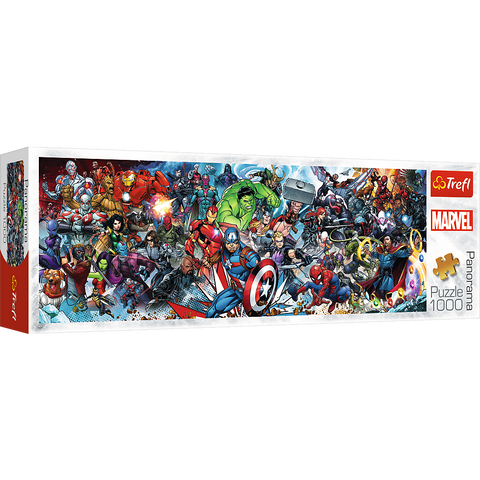 Join the Marvel Universe - Puzzlers Jordan