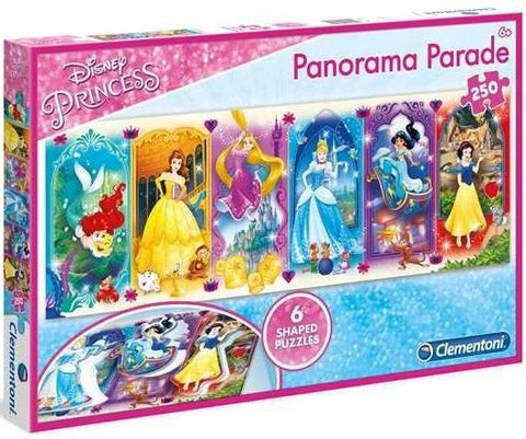 Disney Princess Panorama - Puzzlers Jordan