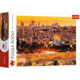 The roofs of Jerusalem - Puzzlers Jordan
