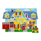Around The House Sound Puzzle - Puzzlers Jordan
