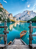 Braies Lake - Puzzlers Jordan