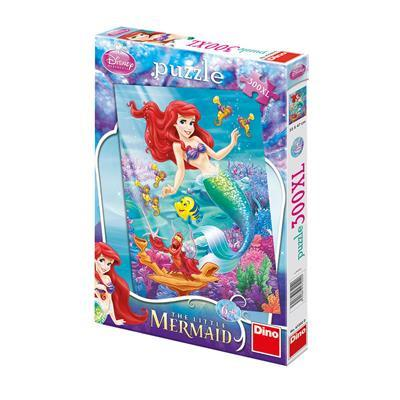 The little Mermaid - Puzzlers Jordan