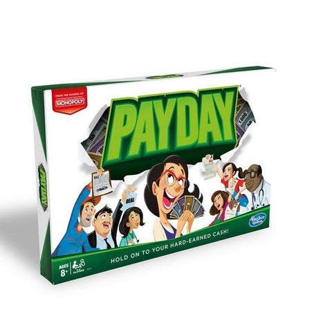 Pay Day - Puzzlers Jordan