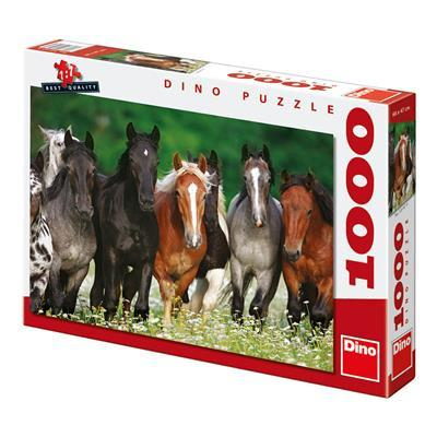Horses in a Meadow - Puzzlers Jordan