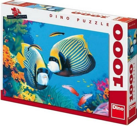 Life Under The Sea 1000 puzzle Dino