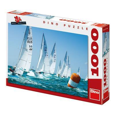 Racing Sailboat - Puzzlers Jordan