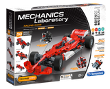 Mechanics Lab - Racing Cars ( En - Fr ) - Puzzlers Jordan