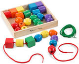 Primary Lacing Beads - Puzzlers Jordan