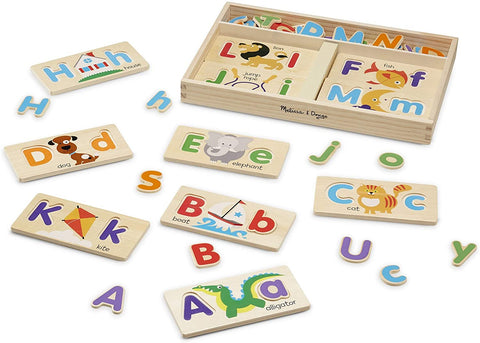 ABC Picture Boards - Puzzlers Jordan