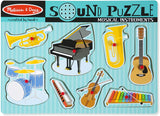 Sound Puzzle - Musical Instruments - Puzzlers Jordan