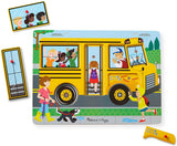 Sound Puzzle - Wheels On The Bus - Puzzlers Jordan