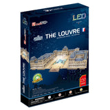 The Louvre (France) - Puzzlers Jordan