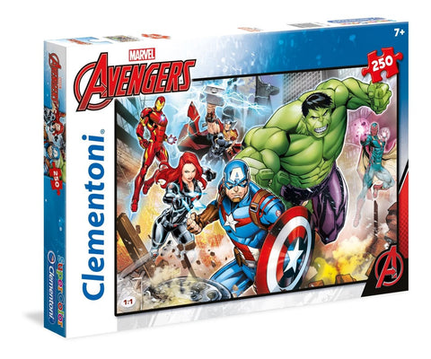 The Avengers - Puzzlers Jordan