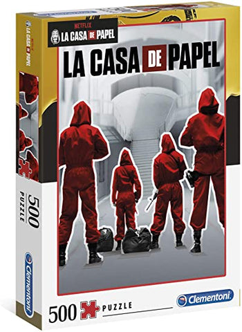 La Casa De Papel 1 (Money Heist)