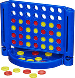 Connect 4 Grab and Go Game  (Travel Size) - Puzzlers Jordan