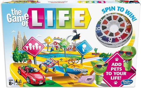The Game of Life Game - Puzzlers Jordan