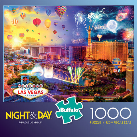 Night & Day Fabulous Las Vegas