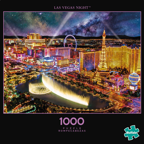 Photography Las Vegas Night