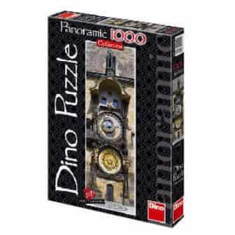 Astronomical Clock and Prague - Puzzlers Jordan